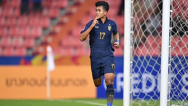 ket qua bong da hôm nay, kết quả bóng đá, ket qua bong da, U23 Thái Lan 5-0 U23 Bahrain, kết quả U23 châu Á, lich thi dau U23 châu Á, U23 Thái Lan, U23 Việt Nam, bong da hom nay