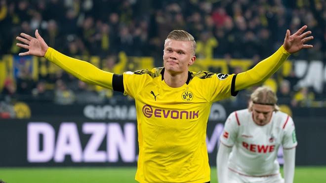 MU lại bị chế giễu tơi bời khi Haaland tiếp tục tỏa sáng ở Dortmund