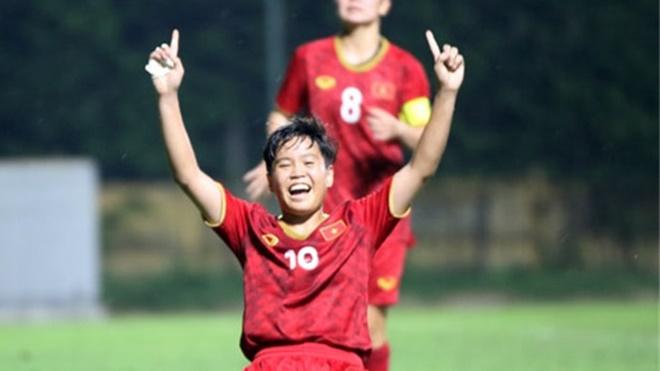 Nữ Việt Nam gặp đội nào ở vòng play-off tranh vé dự Olympic 2020?