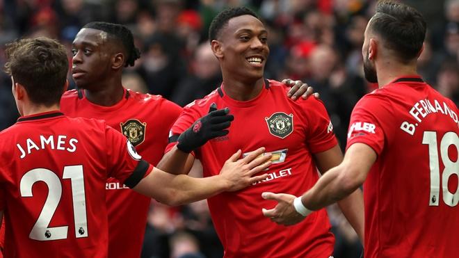 Everton vs MU: Martial cứu vãn sự nghiệp thế nào sau thảm bại trước Everton?