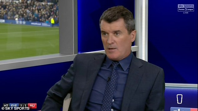 Roy Keane: 'Nếu là HLV hay đồng đội của De Gea thì tôi thề giết anh ta ngay'
