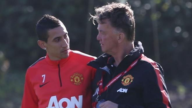 Van Gaal chỉ đúng một nửa khi nói Di Maria không hòa nhập được với bóng đá Anh
