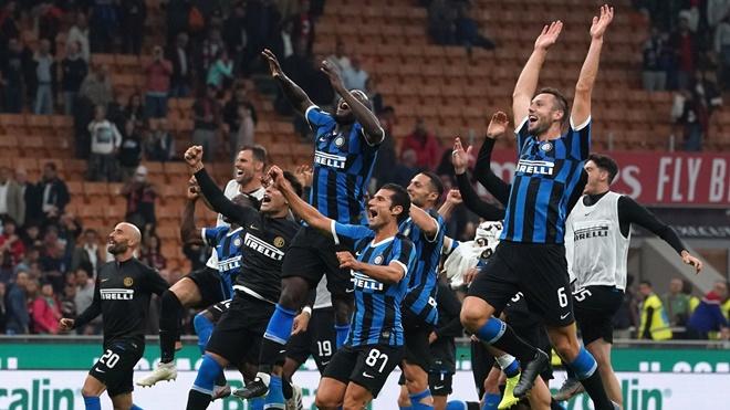 Bong da, bóng đá, ket qua bong da, kết quả bóng đá, kết quả Milan vs Inter, Milan 0-2 Inter, tin tức bóng đá hôm nay, bxh bóng đá Ý, Inter Milan toàn thắng, Lukaku, derby