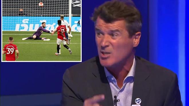 Roy Keane chỉ trích Maguire và De Gea: Lời cảnh báo cho MU