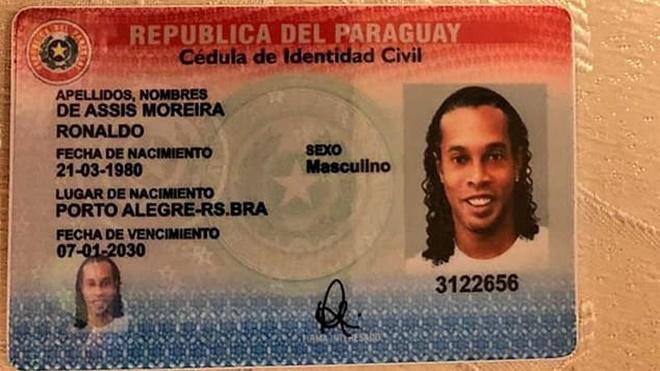 Ronaldinho: '60 ngày bị quản thúc thật dài'