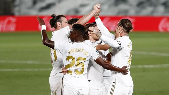 Real Madrid 2-0 Mallorca: Sao trẻ lên tiếng, Real xây chắc ngôi đầu Liga