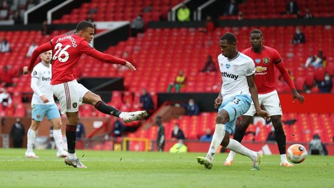 Điểm nhấn MU 1-1 West Ham: 'Cứu tinh' Greenwood. Bruno quá tải. Top 4 siêu nóng