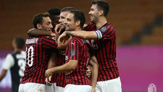 Bang xep hang bong da Y, bảng xếp hạng bóng đá Ý, Milan 4-2 Juventus, Juve, kết quả Milan vs Juventus, kết quả bóng đá Ý, kết quả Serie A, tin tức bóng đá ý, Serie A