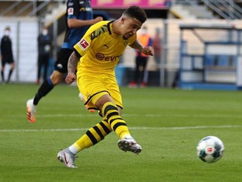 Jadon Sancho: Từ cầu thủ trẻ bị Guardiola ruồng bỏ tới ngôi sao MU đắt giá nhất lịch sử