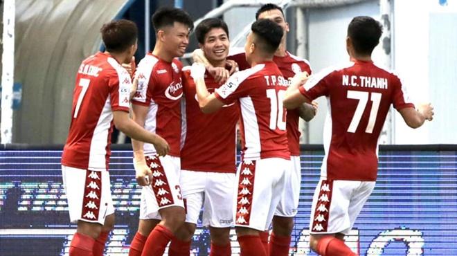 ĐIỂM NHẤN Quảng Ninh 0-3 TPHCM: Công Phượng thăng hoa. Quảng Ninh quá đen