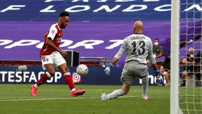 Điểm nhấn Arsenal 2-1 Chelsea: Aubameyang quá hay. Bài học cho Lampard
