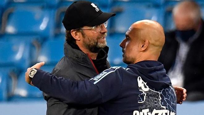 Klopp và Guardiola có 'tuổi thọ' nghề đáng nể ở Anh