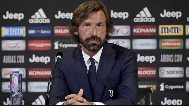 Pirlo, Juventus, Juventus bổ nhiệm Pirlo, Pirlo làm HLV Juventus, bóng đá Ý, serie A, bóng đá, tin bóng đá, bong da hom nay, tin tuc bong da, tin tuc bong da hom nay