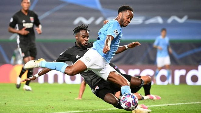 Ket qua bong da, Man City vs Lyon, Kết quả Cúp C1, Guardiolam, Sterling, Man City, kết quả Champions League, Man City 1-3 Lyon, video clip Man City 1-3 Lyon, bán kết C1