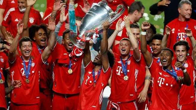 GÓC MARCOTTI: Bayern Munich vô địch Châu Âu bằng tinh thần không biết sợ