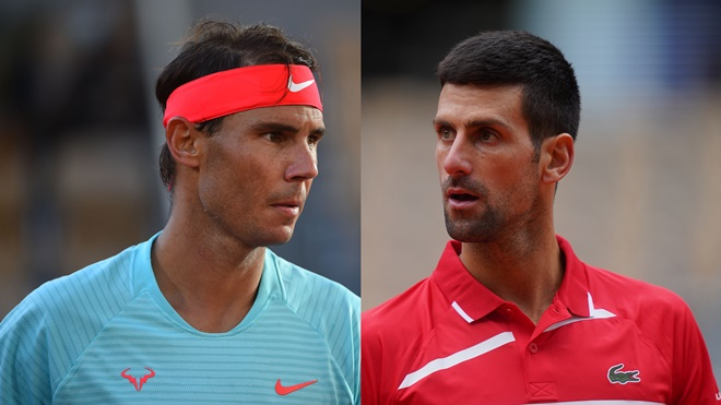 Kết quả Djokovic 0-3 Nadal: