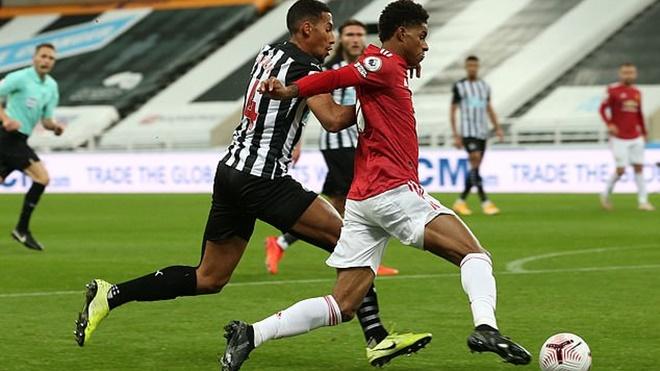 Điểm nhấn Newcastle 1-4 MU: Rashford rực sáng. Mata, De Gea 'ghi điểm'