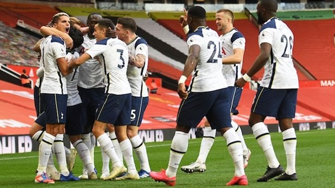 Trực tiếp Tottenham vs West Ham. Ngoại hạng Anh Vòng 5. Trực tiếp K+ PM
