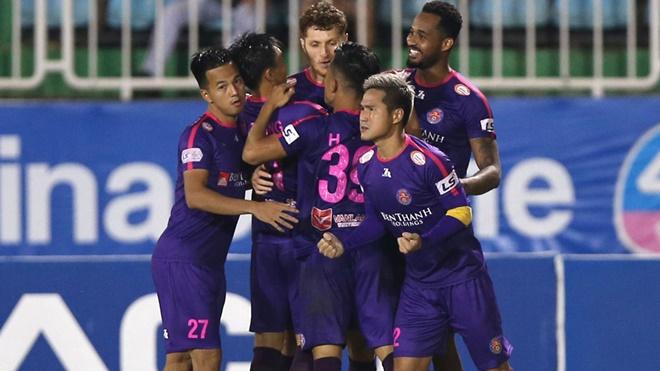 Trực tiếp bóng đá. Sài Gòn vs Quảng Ninh. TTTV trực tiếp V-League 2020
