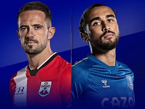 Trực tiếp Southampton vs Everton. Link xem trực tiếp Ngoại hạng Anh vòng 6