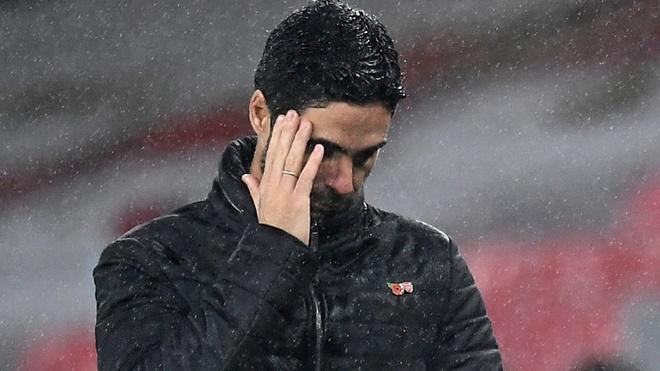 Arsenal vẫn là Arsenal, bất lực và thất vọng
