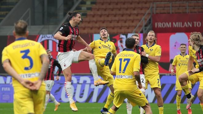 Milan: Hai bộ mặt của Ibrahimovic