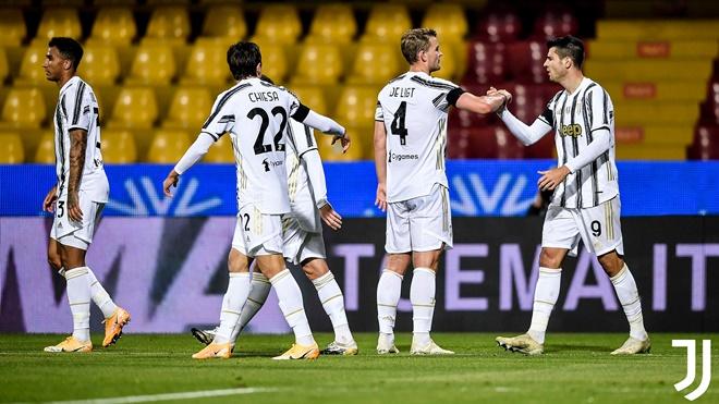 Benevento 1-1 Juventus: Vắng Ronaldo, Juve bế tắc, thành 'vua' hòa ở Serie A