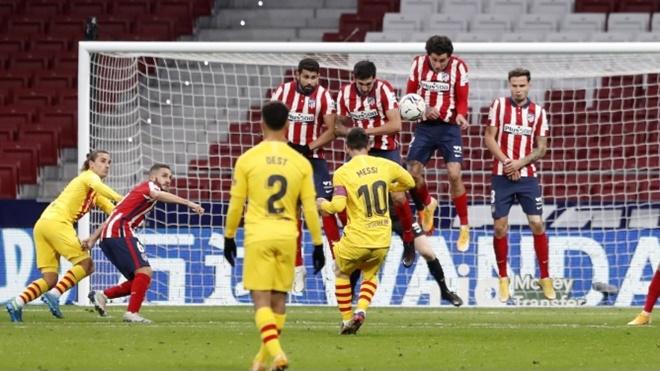 Barca thua Atletico Madrid, Ronald Koeman nói gì?