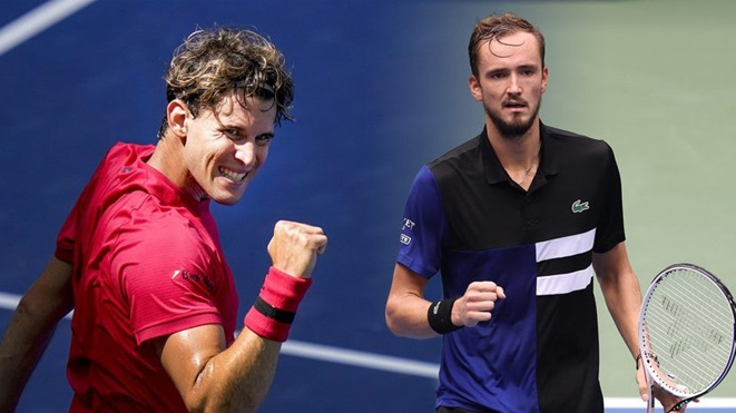 Chung kết ATP Finals, Dominic Thiem vs Medvedev, Medvedev đấu Dominic Thiem ở chung kết, kết quả Medvedev vs Nadal, video clip Medvedev vs Nadal, ket qua tennis,