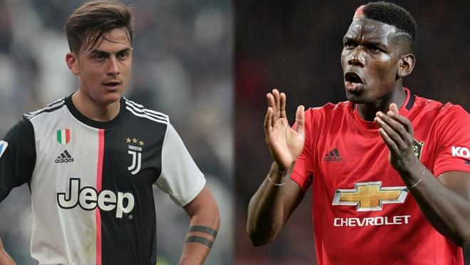 Vì sao Pogba có thể trở lại Juventus, Dybala gia nhập MU?