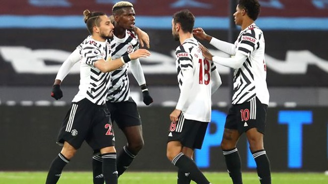 MU sẽ lợi hại hơn nữa với 'cặp đôi hoàn hảo' Pogba và Bruno Fernandes