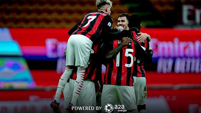 Milan 2-0 Torino: Ibra trở lại, Milan củng cố ngôi đầu Serie A