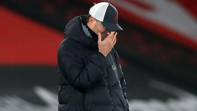 ĐIỂM NHẤN Southampton 1-0 Liverpool: Cơ hội cho MU. Nhớ Van Dijk, nhiều trụ cột sa sút