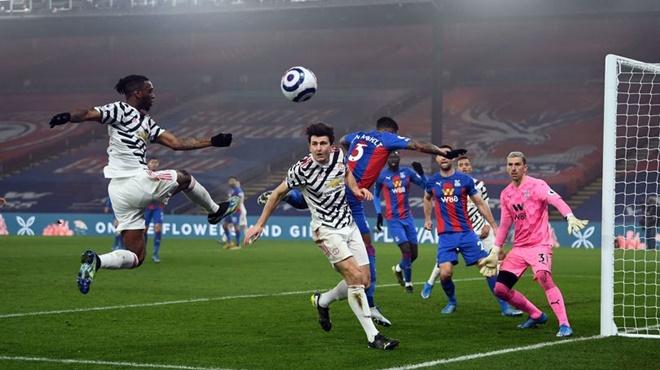 ĐIỂM NHẤN Crystal Palace 0-0 MU: Bruno Fernandes mệt mỏi. MU cần sát thủ tầm thế giới