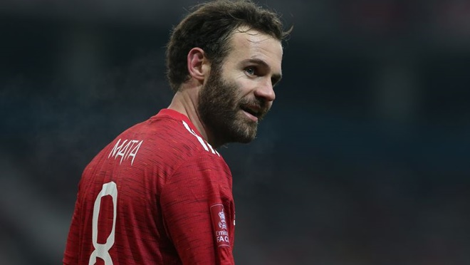 MU: Solskjaer cần tận dụng tài năng của Juan Mata