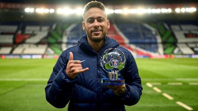 Neymar thật 'đặc biệt' với PSG
