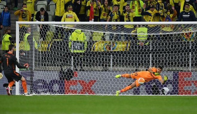 Kết quả Villarreal vs MU, Kết quả chung kết cúp C2, Chuyển nhượng MU, De Gea, MU, video Villareal vs MU, video bàn thắng Villareal MU, kết quả đá luân lưu Villarreal MU