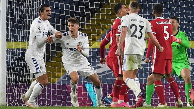 Leeds 1-1 Liverpool: Mất điểm cay đắng, Liverpool lỡ cơ hội vào top 4