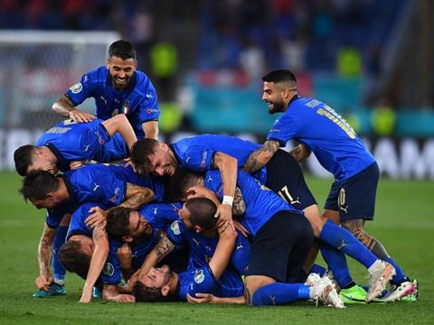 Vòng 1/8 EURO 2021: Pháp, Ý dễ thở. Đại chiến Anh vs Đức, Bỉ vs Bồ Đào Nha