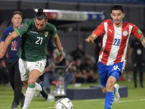 TRỰC TIẾP bóng đá Paraguay vs Bolivia, Copa America 2021