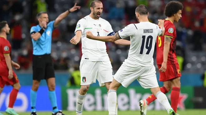 Giorgio Chiellini: Cỗ máy vượt thời gian của tuyển Ý