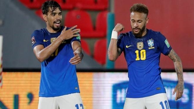 TRỰC TIẾP bóng đá Brazil vs Venezuela, Copa America 2021. Xem trực tiếp Bóng đá TV