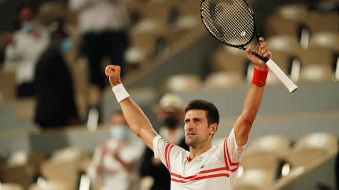 Djokovic đánh bại Nadal ở Roland Garros: Khi bản lĩnh lên tiếng
