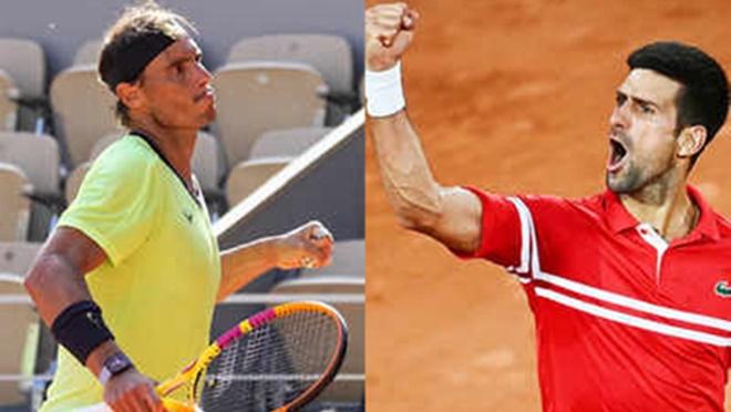 Trực tiếp tennis Djokovic vs Nadal: Long hổ tranh hùng