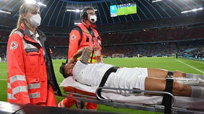Spinazzola dính chấn thương nặng, chuyên gia và người hâm mộ tiếc nuối