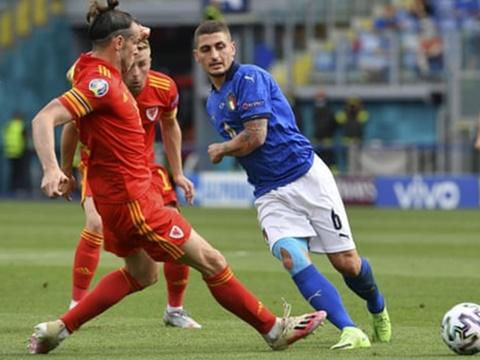 Marco Verratti: Người đặc biệt của tuyển Ý