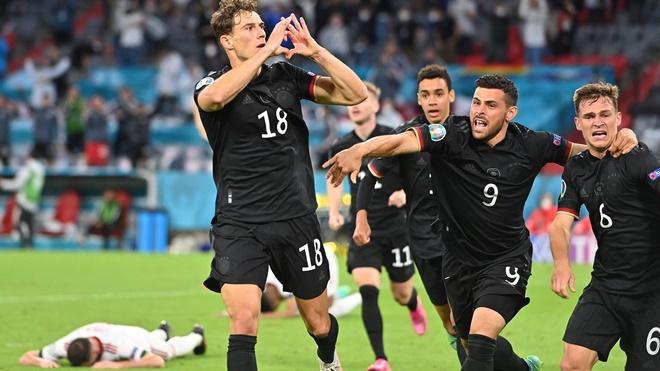 Vòng 1/8 EURO 2021: Đức tự tin hạ Anh, coi đến Wembley như 'trở về nhà'