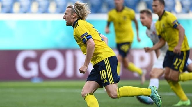 Nhận định Thụy Điển vs Ukraina (VTV3 trực tiếp): Vé đi tiếp cho Thụy Điển?