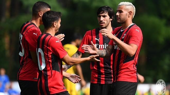 Giao hữu trước mùa giải: MU thua đau. Barcelona, Milan, Juventus chiến thắng