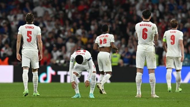 Chung kết EURO 2021: Vì sao tuyển Anh thất bại?